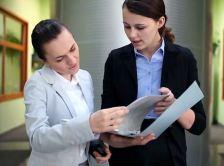 presenting document case