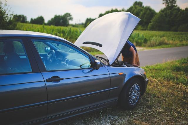 When Car Trouble Strikes