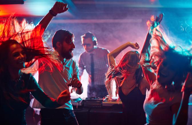 Party in Utah