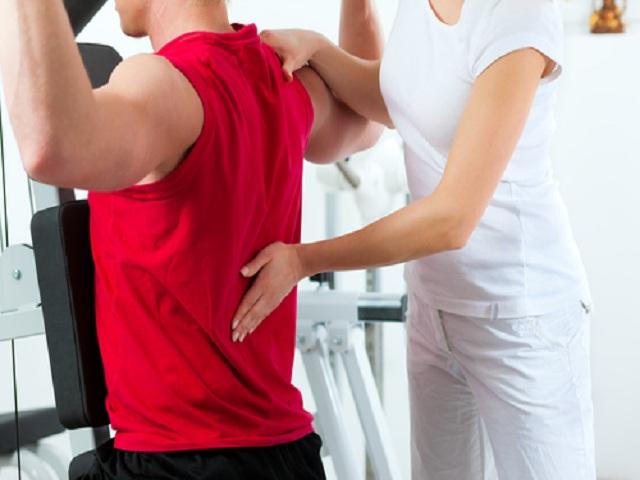 Physiotherapist in Wellington