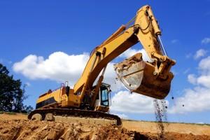 On-going Excavation