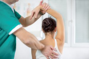Chiropractic Adjustment in Denver