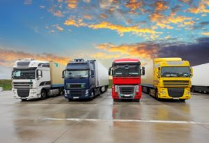 Real Trucks in Smeaton Grange
