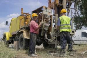 Borehole Drilling in New Zealand