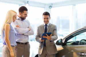Car Buying in Penrose