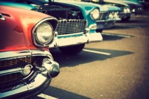 Classic Cars in Midvale