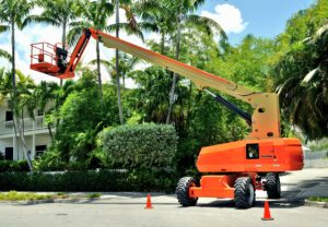 Cherry Picker from UK