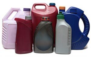 Fuel Plastic Container