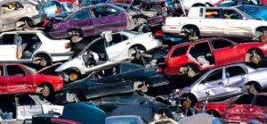 Car junk yard