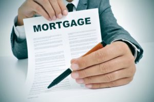 A mortgage agreement