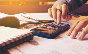 computing loans and expenses