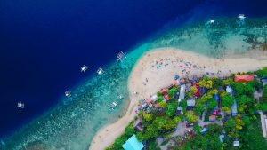 island in the Philippines with properties
