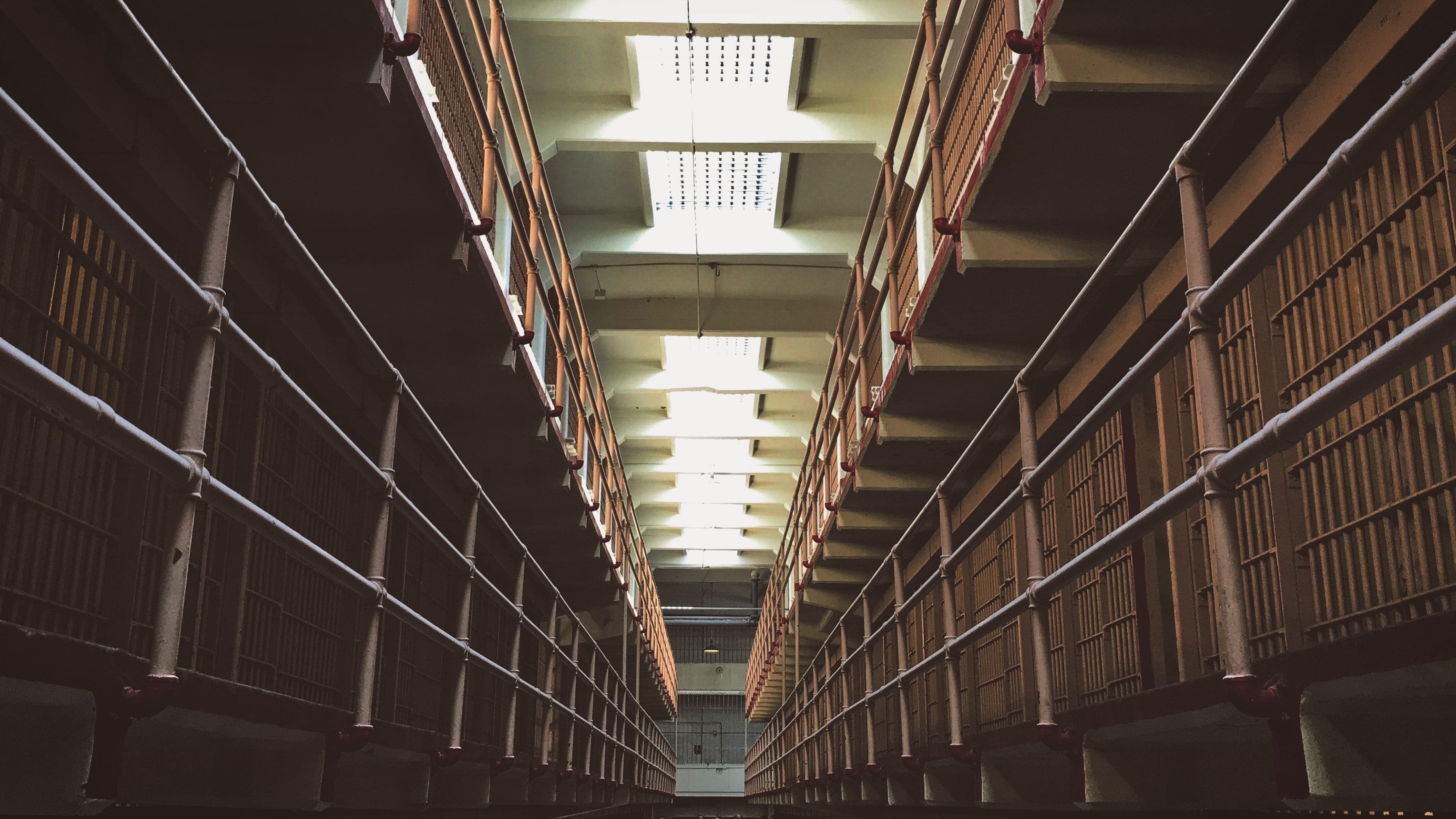 jail hall