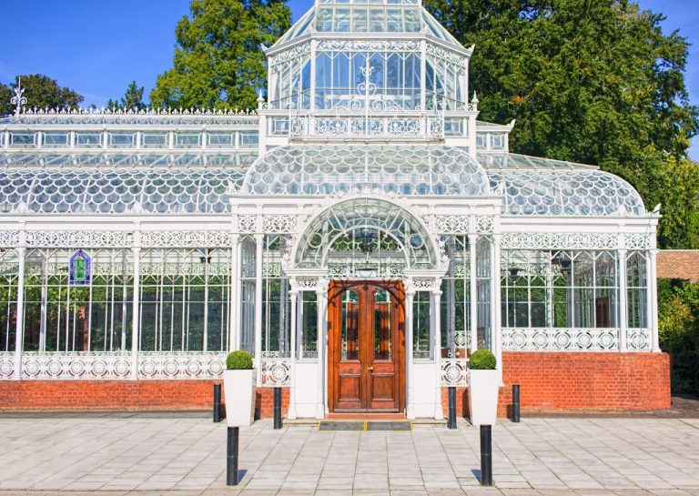 A Conservatory Greenhouse