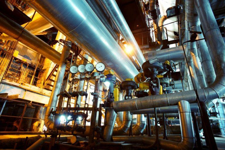 steel pump