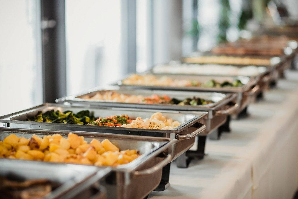 Food catering event